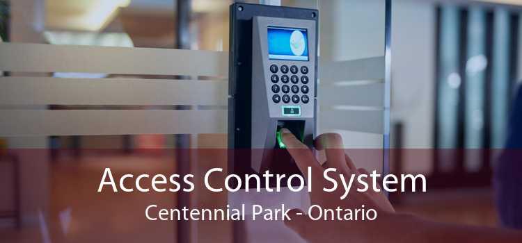 Access Control System Centennial Park - Ontario