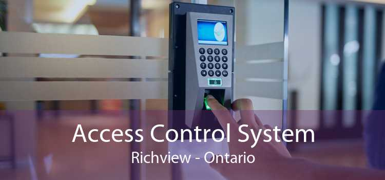 Access Control System Richview - Ontario