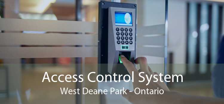 Access Control System West Deane Park - Ontario