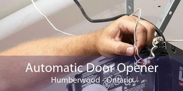 Automatic Door Opener Humberwood - Ontario