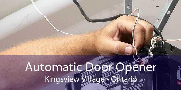 Automatic Door Opener Kingsview Village - Ontario