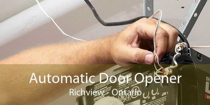 Automatic Door Opener Richview - Ontario