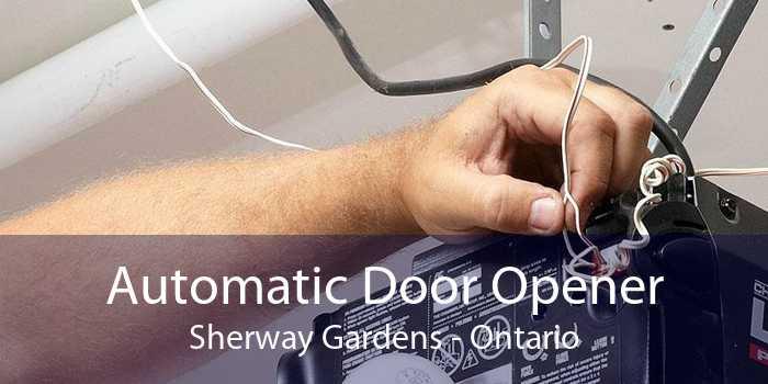 Automatic Door Opener Sherway Gardens - Ontario