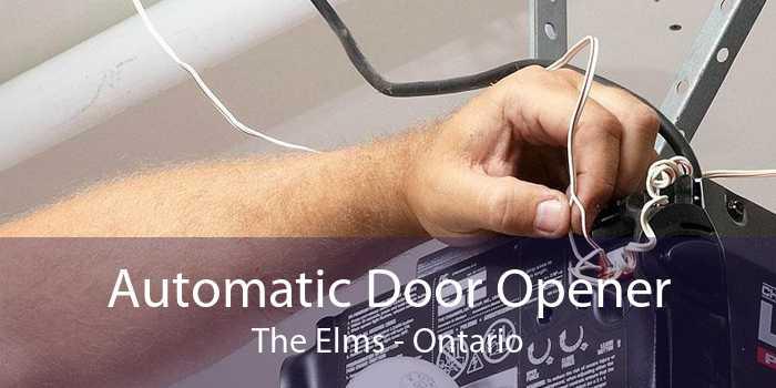 Automatic Door Opener The Elms - Ontario