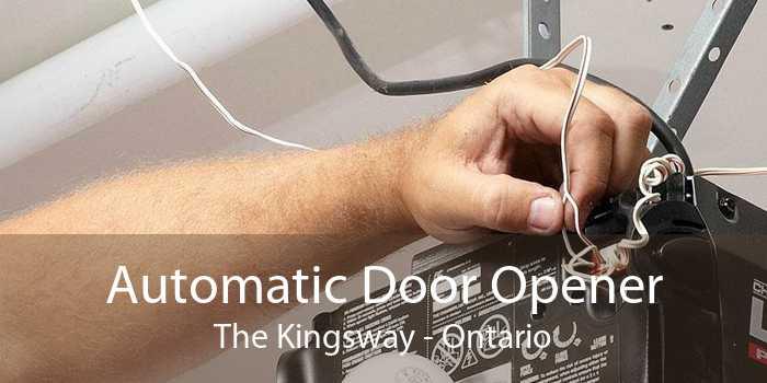 Automatic Door Opener The Kingsway - Ontario