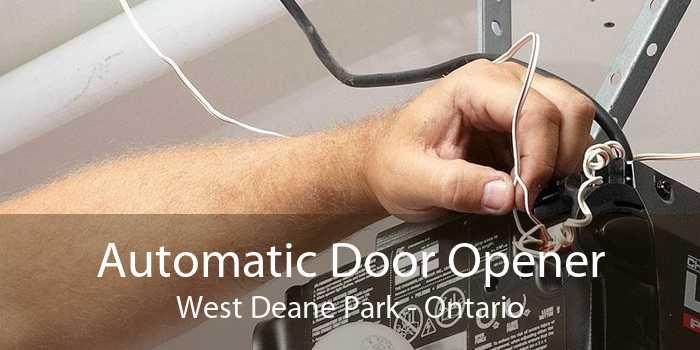 Automatic Door Opener West Deane Park - Ontario