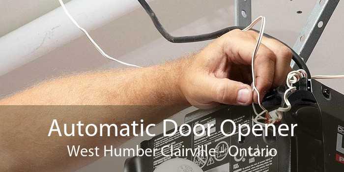 Automatic Door Opener West Humber Clairville - Ontario