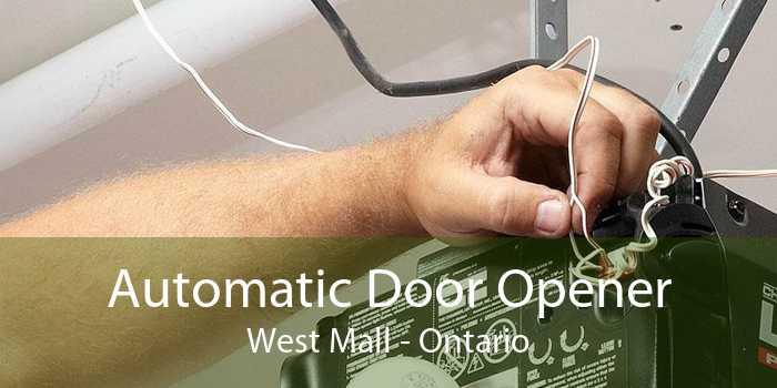 Automatic Door Opener West Mall - Ontario