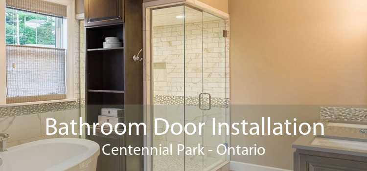 Bathroom Door Installation Centennial Park - Ontario