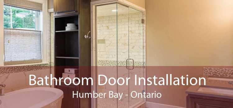 Bathroom Door Installation Humber Bay - Ontario