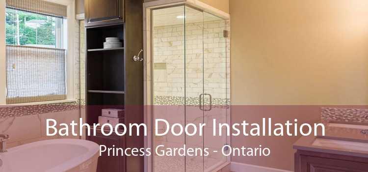 Bathroom Door Installation Princess Gardens - Ontario