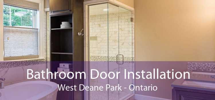 Bathroom Door Installation West Deane Park - Ontario