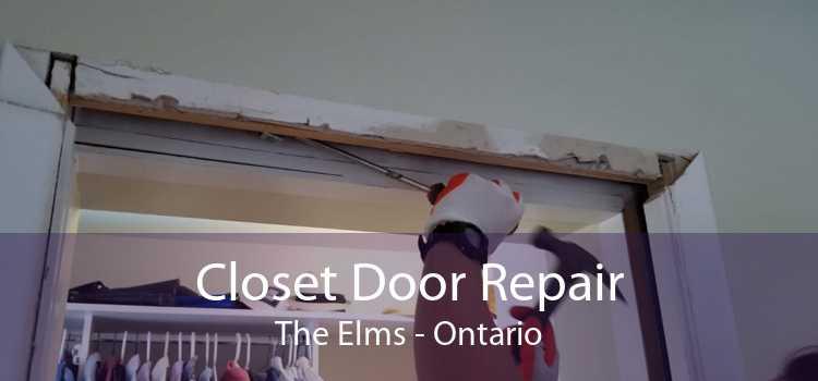 Closet Door Repair The Elms - Ontario