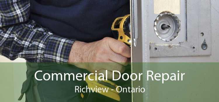 Commercial Door Repair Richview - Ontario