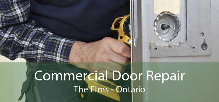 Commercial Door Repair The Elms - Ontario