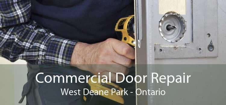 Commercial Door Repair West Deane Park - Ontario