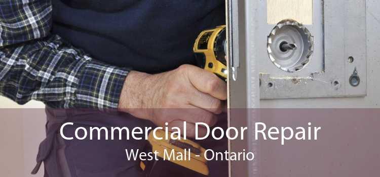 Commercial Door Repair West Mall - Ontario