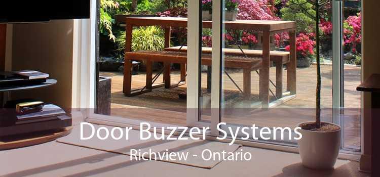 Door Buzzer Systems Richview - Ontario