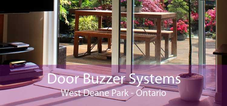 Door Buzzer Systems West Deane Park - Ontario