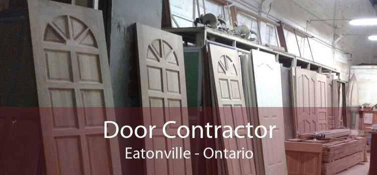 Door Contractor Eatonville - Ontario