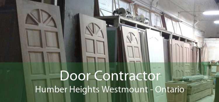 Door Contractor Humber Heights Westmount - Ontario