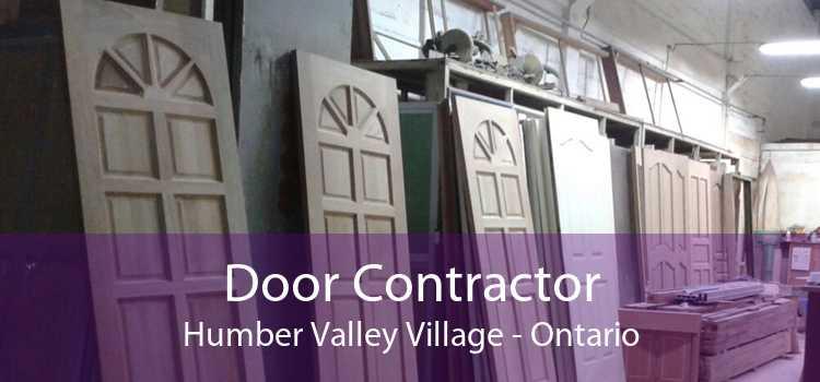 Door Contractor Humber Valley Village - Ontario