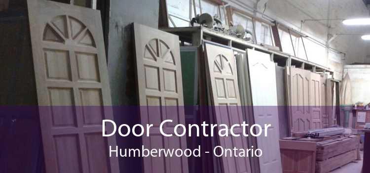 Door Contractor Humberwood - Ontario
