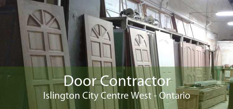 Door Contractor Islington City Centre West - Ontario