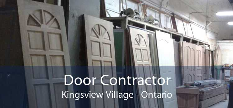 Door Contractor Kingsview Village - Ontario