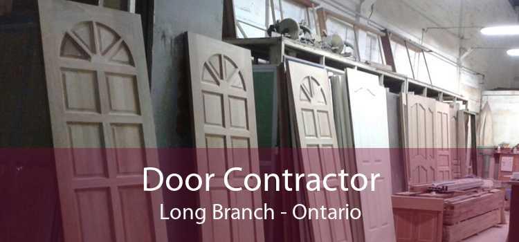 Door Contractor Long Branch - Ontario