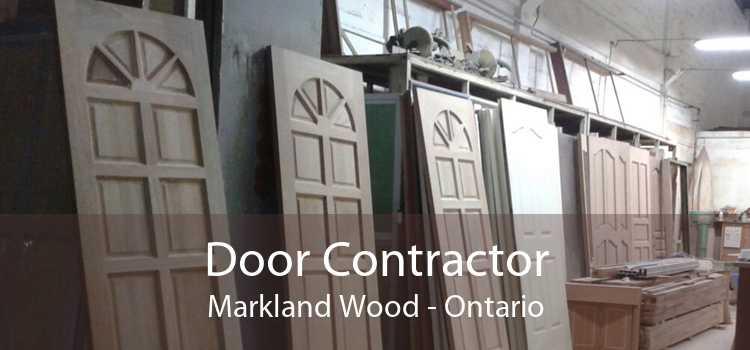 Door Contractor Markland Wood - Ontario