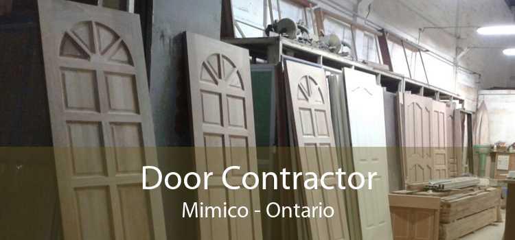 Door Contractor Mimico - Ontario