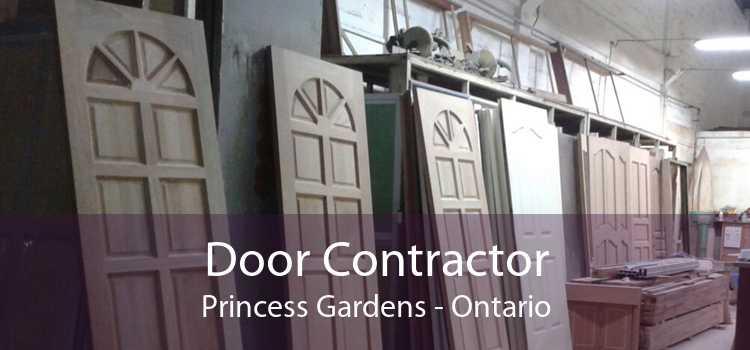 Door Contractor Princess Gardens - Ontario