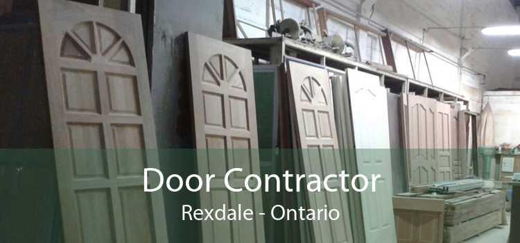Door Contractor Rexdale - Ontario
