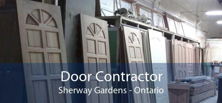 Door Contractor Sherway Gardens - Ontario