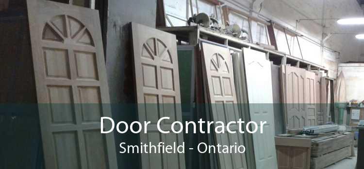 Door Contractor Smithfield - Ontario