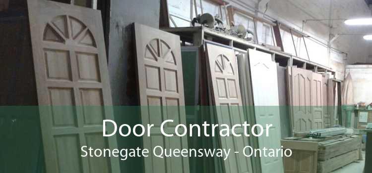 Door Contractor Stonegate Queensway - Ontario