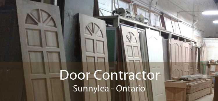 Door Contractor Sunnylea - Ontario