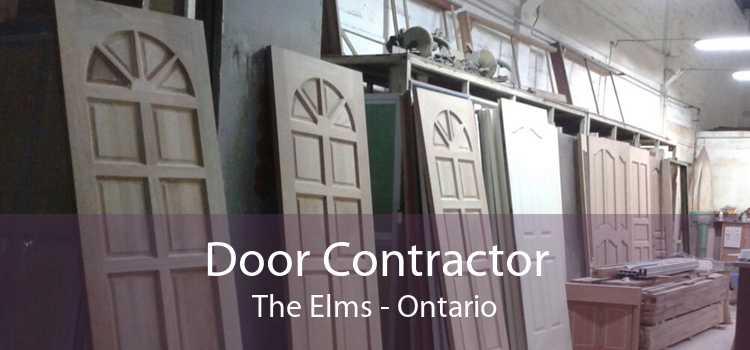 Door Contractor The Elms - Ontario