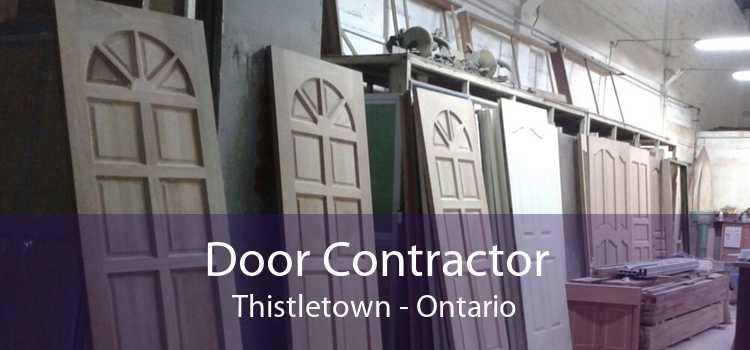 Door Contractor Thistletown - Ontario