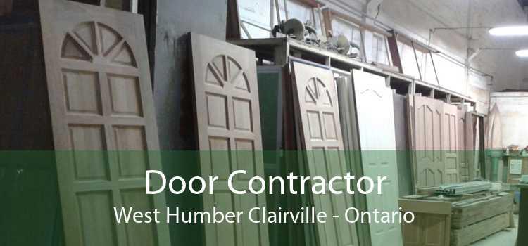 Door Contractor West Humber Clairville - Ontario