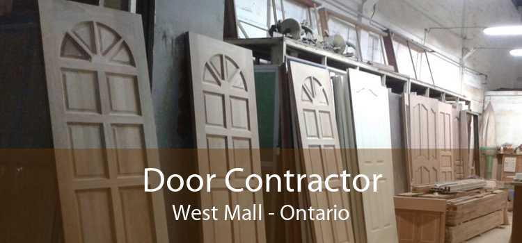 Door Contractor West Mall - Ontario