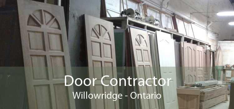 Door Contractor Willowridge - Ontario