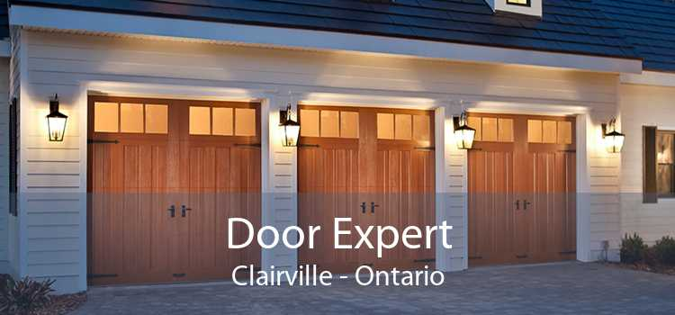 Door Expert Clairville - Ontario