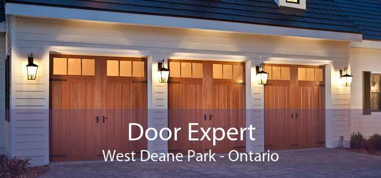 Door Expert West Deane Park - Ontario