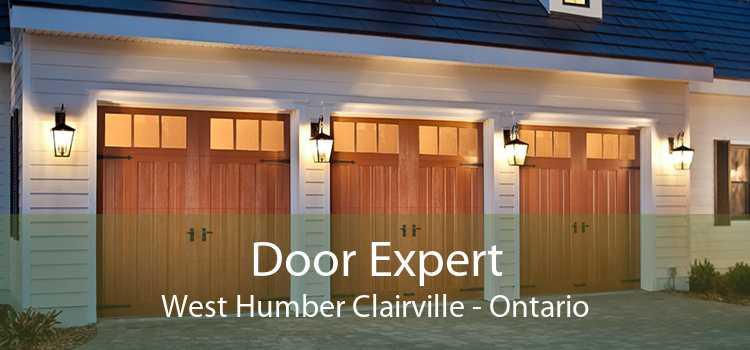 Door Expert West Humber Clairville - Ontario