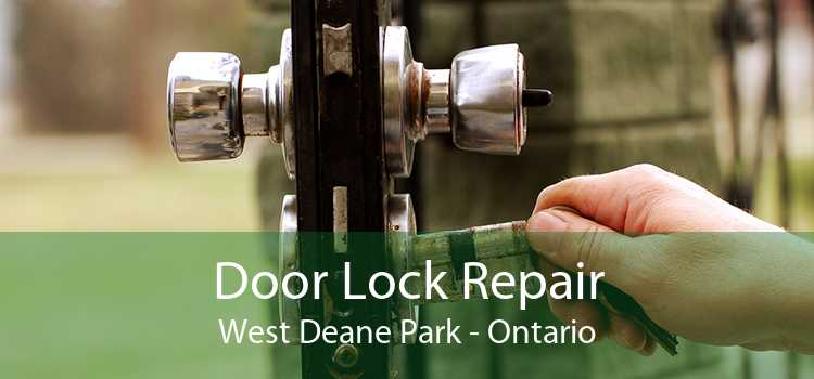 Door Lock Repair West Deane Park - Ontario