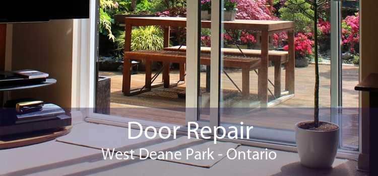 Door Repair West Deane Park - Ontario