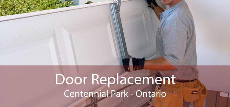 Door Replacement Centennial Park - Ontario