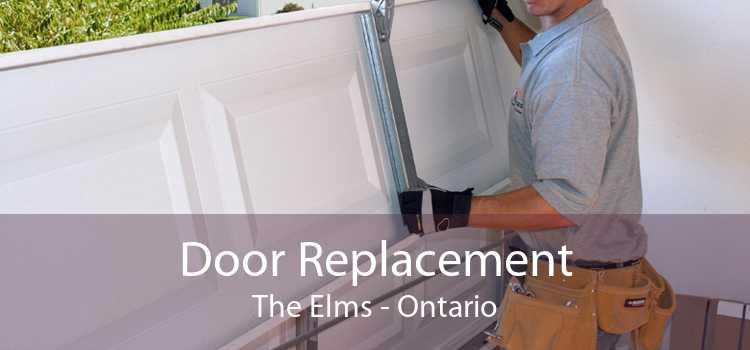 Door Replacement The Elms - Ontario
